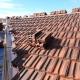 스페니쉬 기와 지붕…