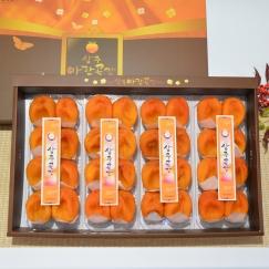상주곶감 반건시 선물세트(80g-4팩)