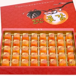 명품 반건시곶감 선물세트(80g-40개)